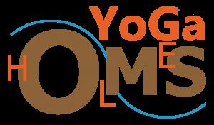 Yoga Holmes logo