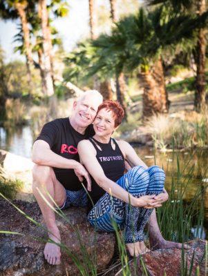 Greg & Susan Holmes